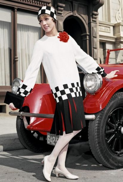 Julie Andrews in Thoroughly Modern Millie costume designer Jean Louis – Nude Illusionist | Coletterie