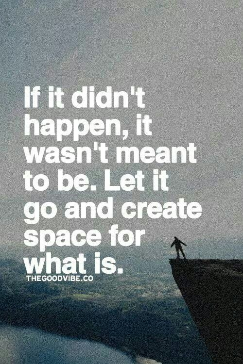 If It Didnt Happen It Wasnt Meant To Be Erin Hanson Quotes