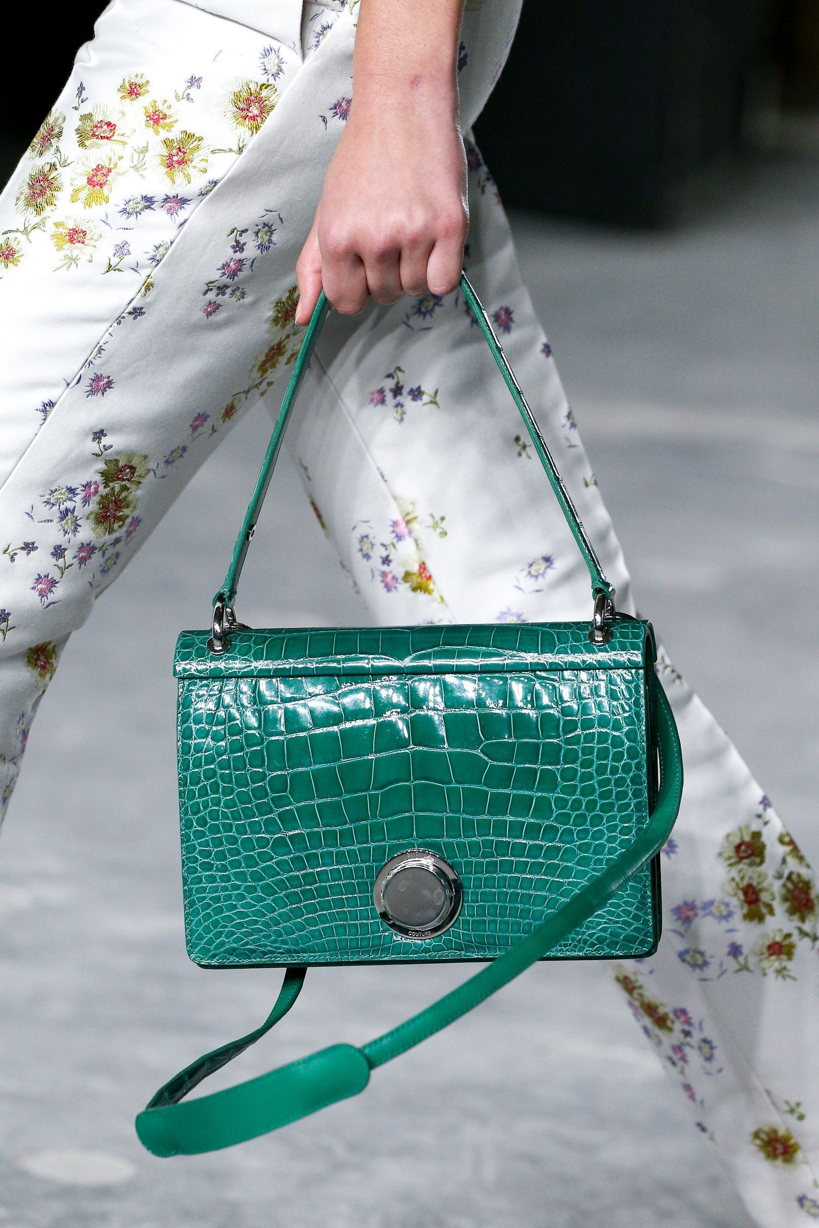 be3225f383 Vogue s Ultimate Bag Trend Guide Spring Summer 2018