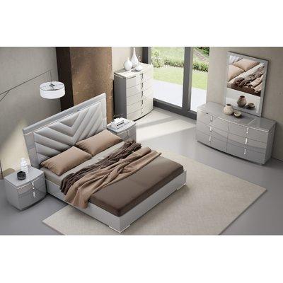 Orren Ellis Delaine Platform Configurable Bedroom Set