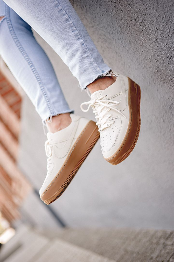 In 1982, the Nike Air Force 1 was introduced to the market