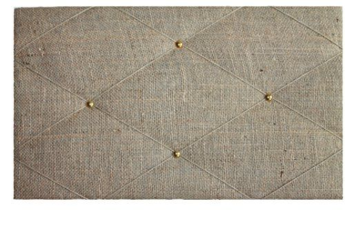 Pin BoardsNotice Boards Burlap Natural Hessian Fabric Bulletin