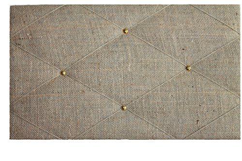 Pin BoardsNotice Boards Burlap Natural Hessian Fabric Bulletin