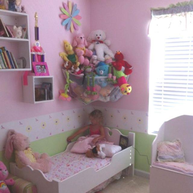 Cutest big girl room ever!