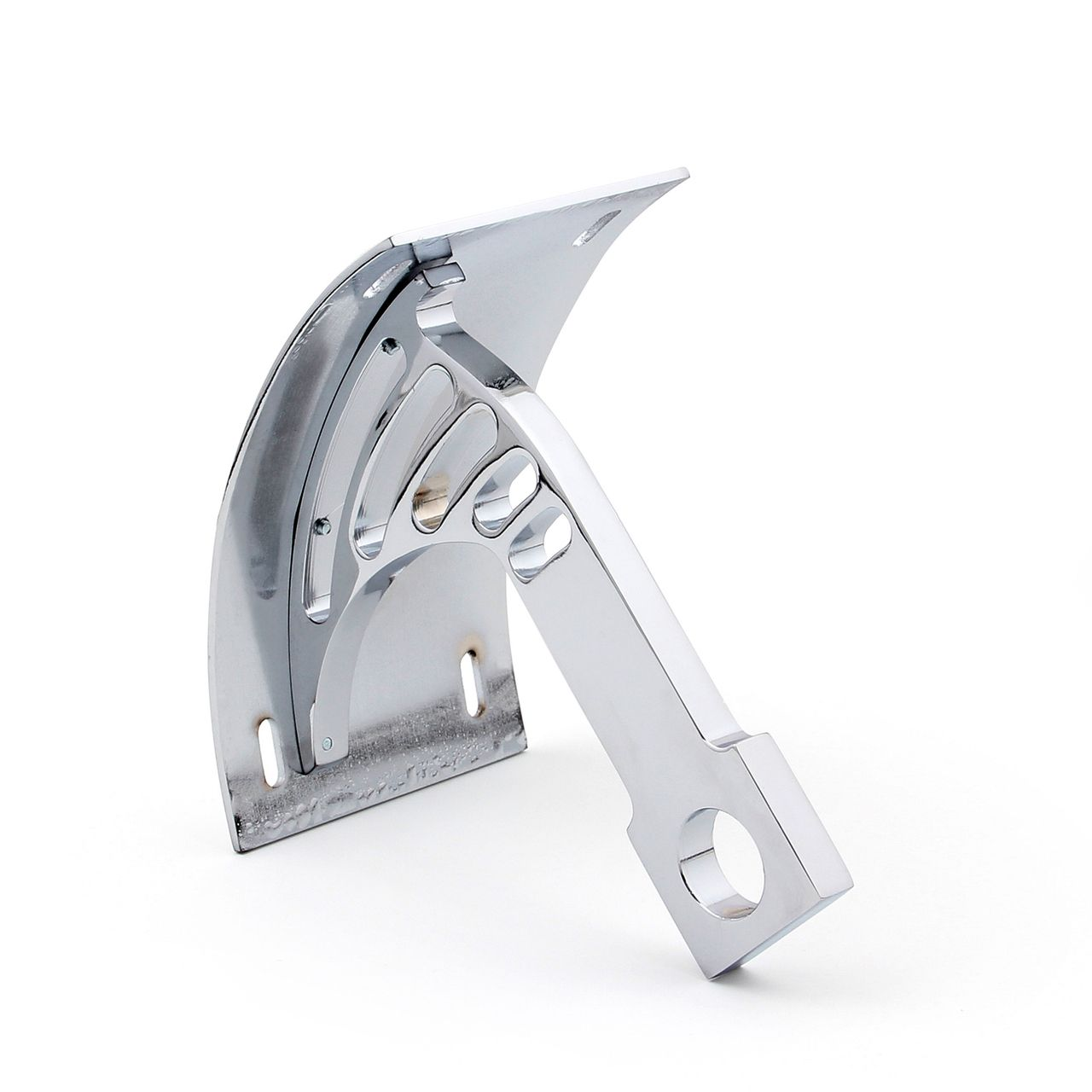 Mad Hornets - Swingarm Side Mount License Plate Tag Bracket Kawasaki Ninja ZX14 ZX12 ZX9 ZX7 ZX6 ZXR6 Curved Chrome, $56.99 (http://www.madhornets.com/swingarm-mount-license-plate-tag-bracket-kawasaki-ninja-zx14-zx12-zx9-zx7-zx6-zxr6-curved-chrome/)