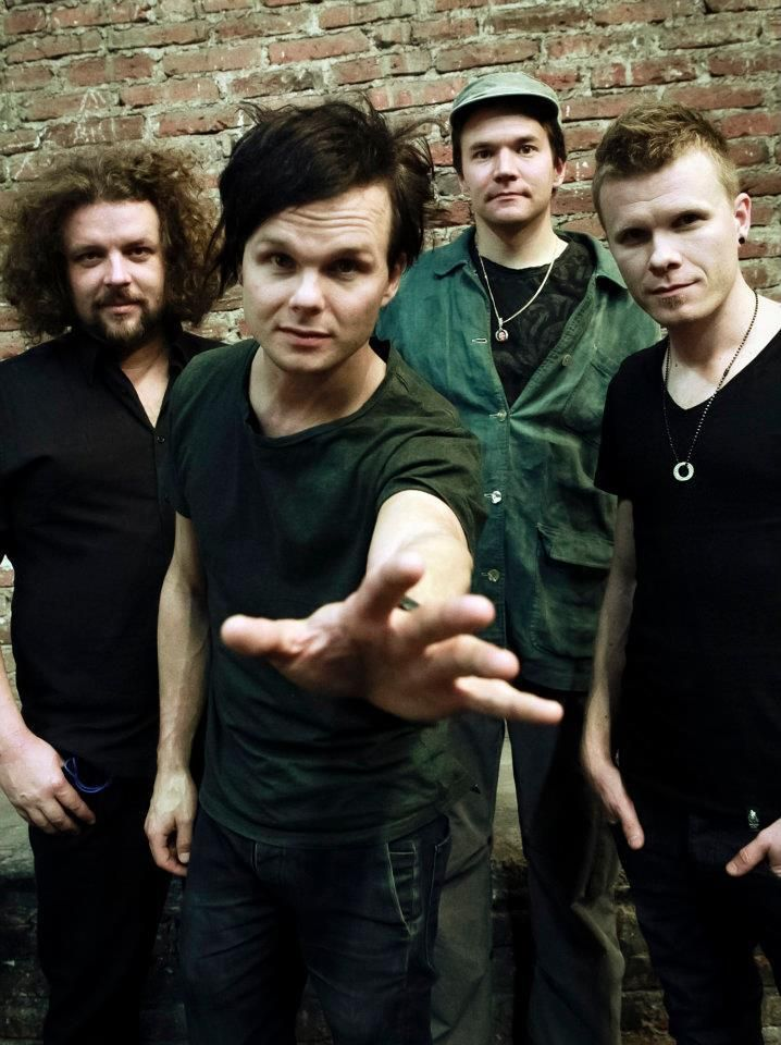 The Rasmus in Mexico 2011  Photo by: http://www.facebook.com/dadvian