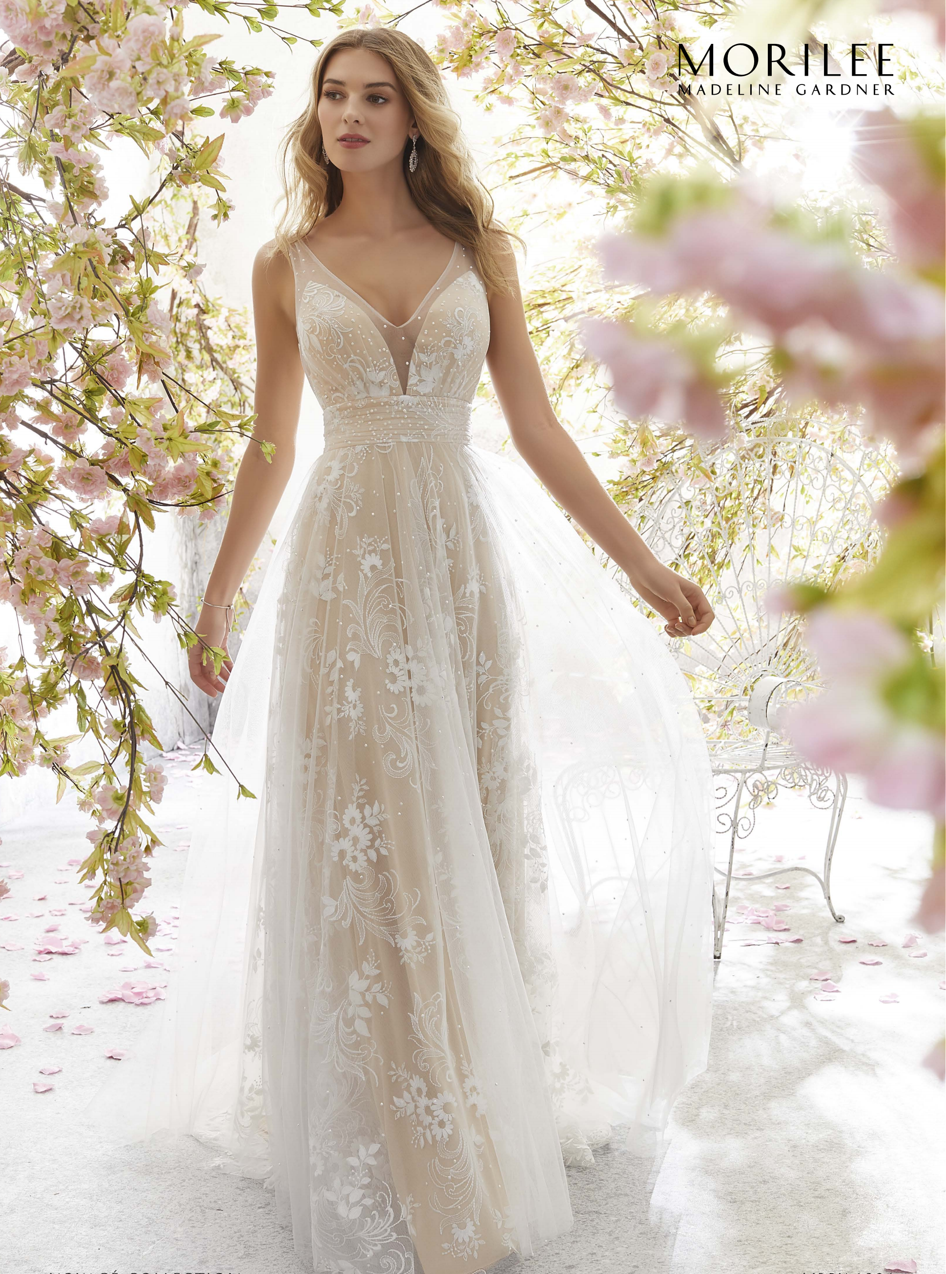 Mori lee style new bridal gowns spring pinterest