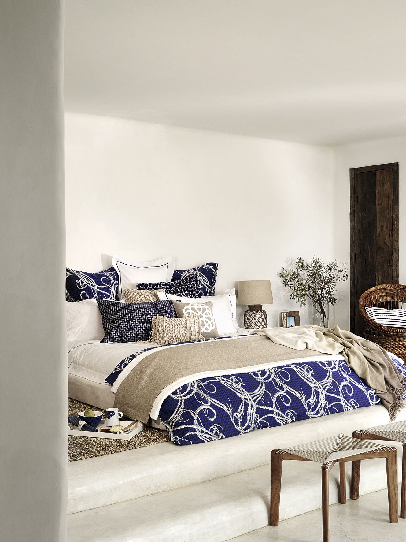 Zara Home Bedroom, Zara Home Interiors