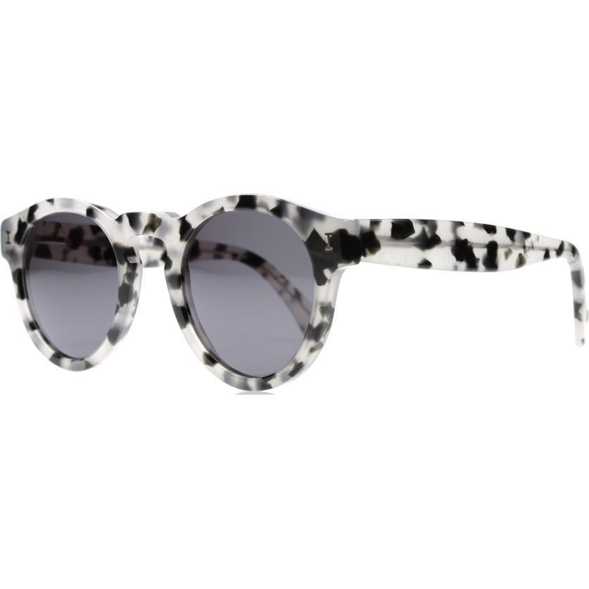 Illesteva Leonard Sunglasses in Ice Tortoise as seen on Tamara Ecclestone