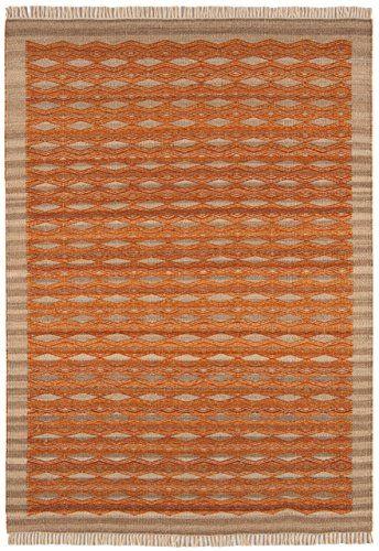 Teppich Wohnzimmer Carpet kurzflor orientalisches Design   - Teppich Wohnzimmer Braun