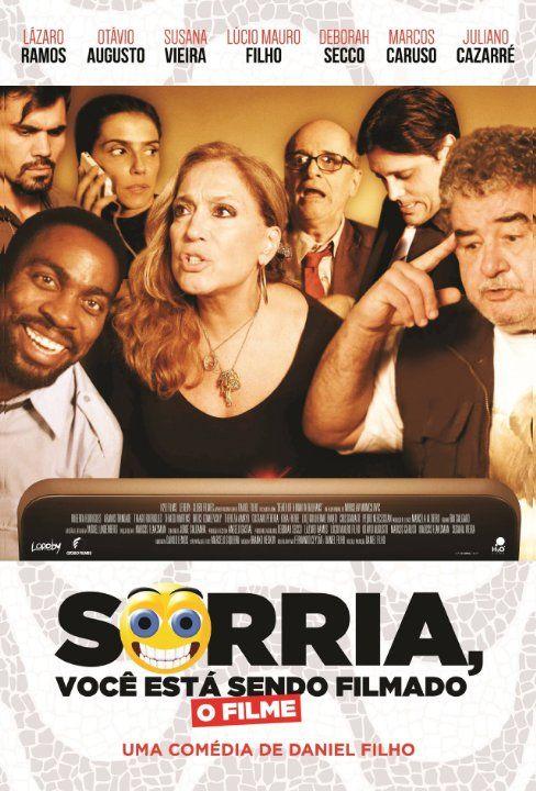 Sorria Voce Esta Sendo Filmado Filmes Filmes Comedia Capas De