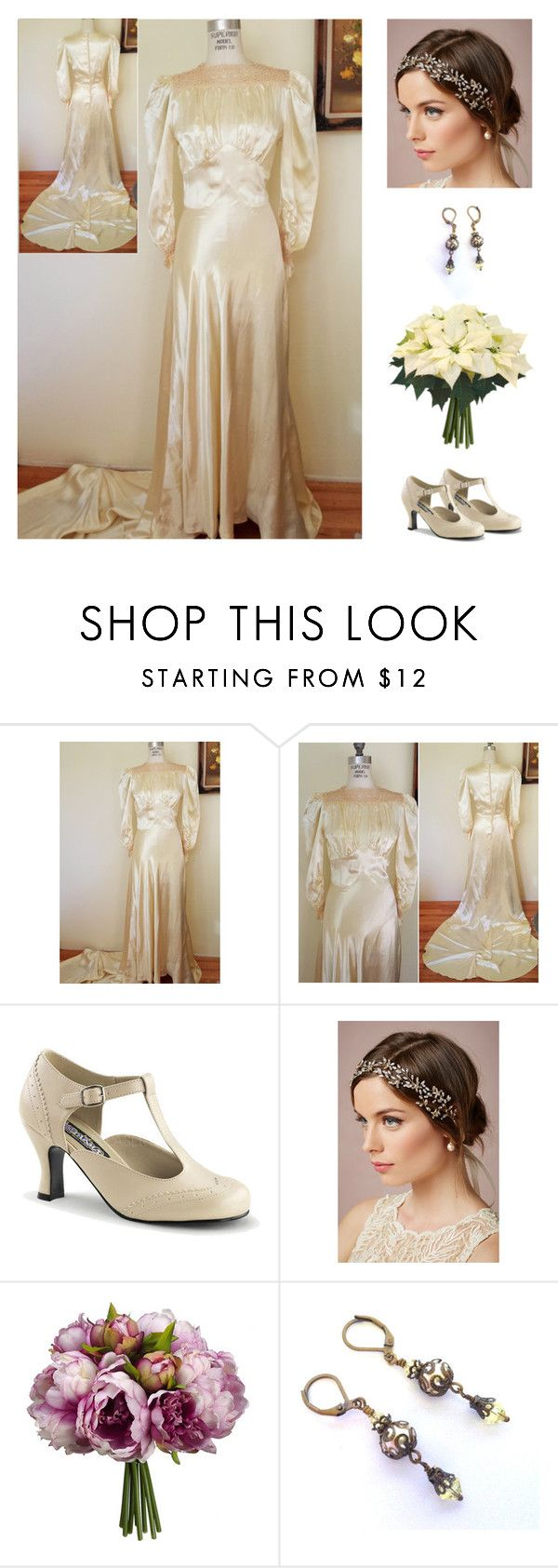 30s Themed Wedding By Dezaval Liked On Polyvore Featuring