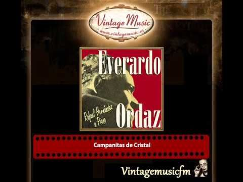 Everardo Ordaz – Campanitas de Cristal