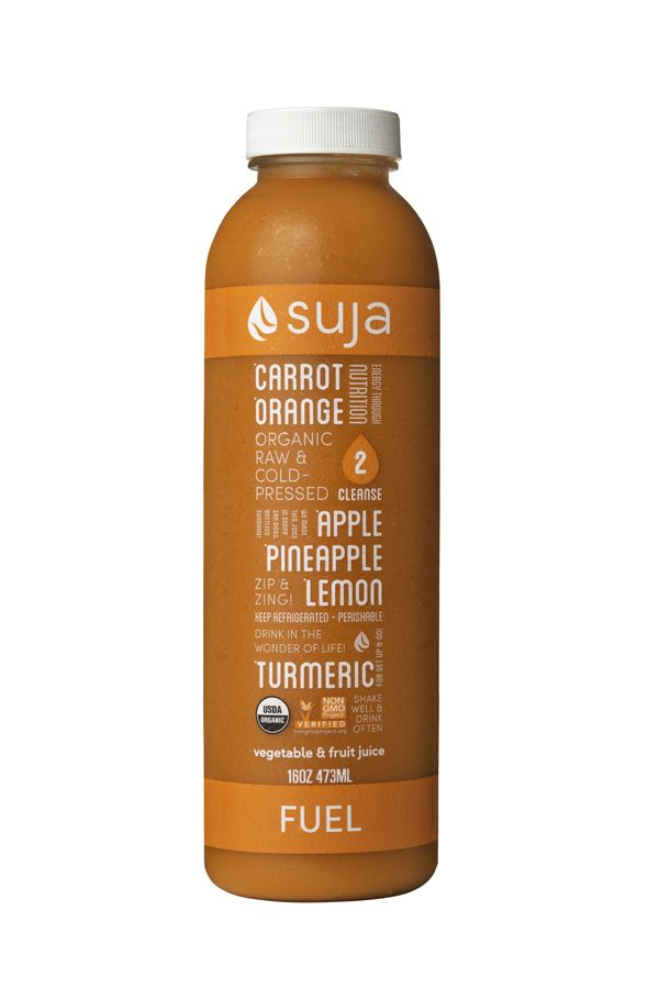 Suja Juice on Packaging of the World - Creative Package Design Gallery