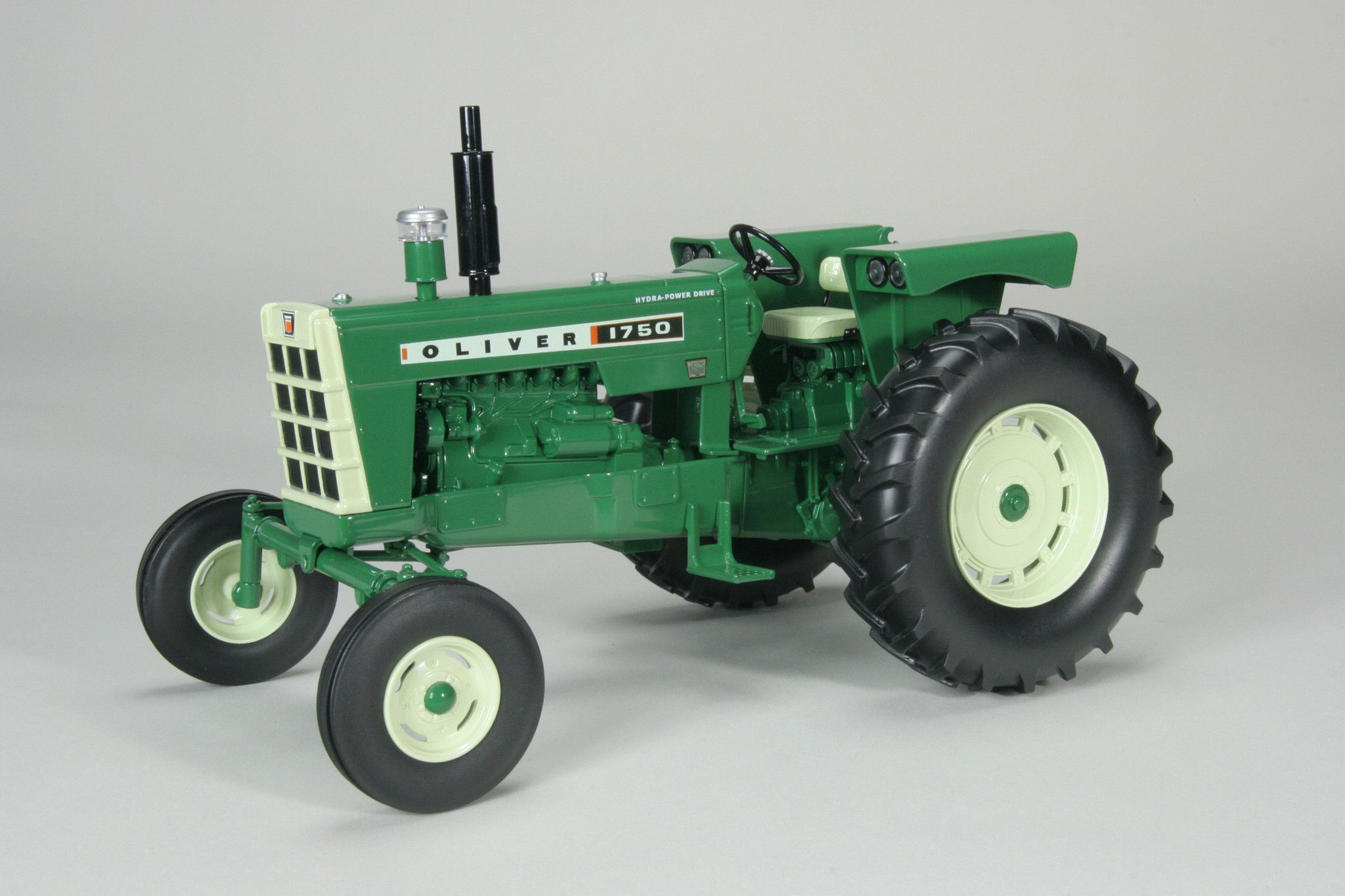 Oliver 60 Fenders : Oliver diesel wide front scale die cast tractor
