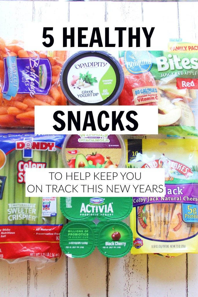 Healthy Snacking + Trail Mix