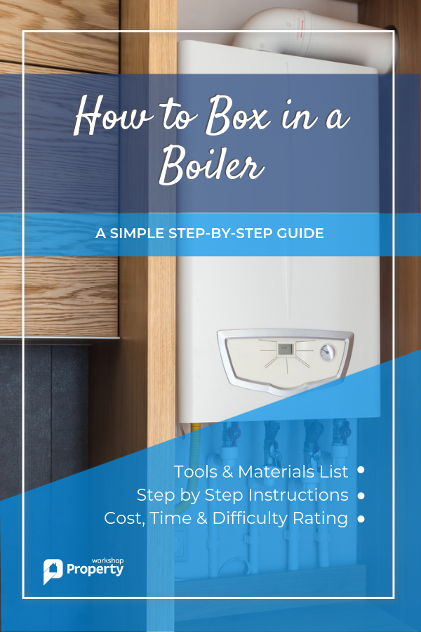 How To Box In A Boiler A Simple Guide Boiler, Masonry
