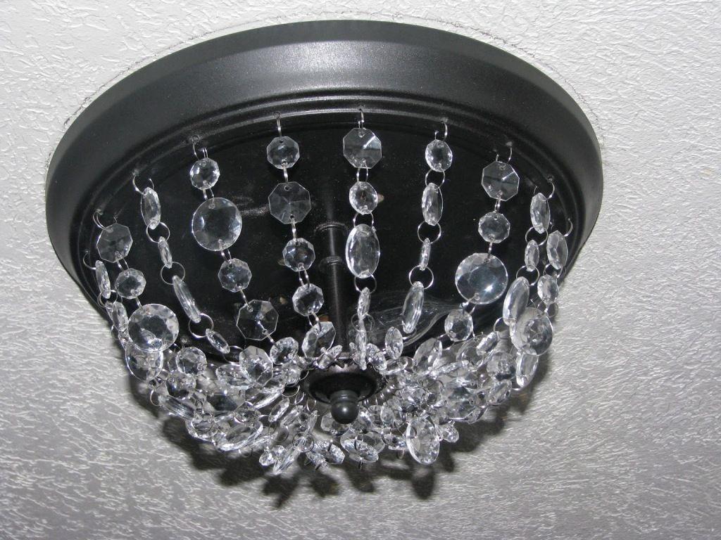 Diy Home Decor Check Out How This Builder Grade Light