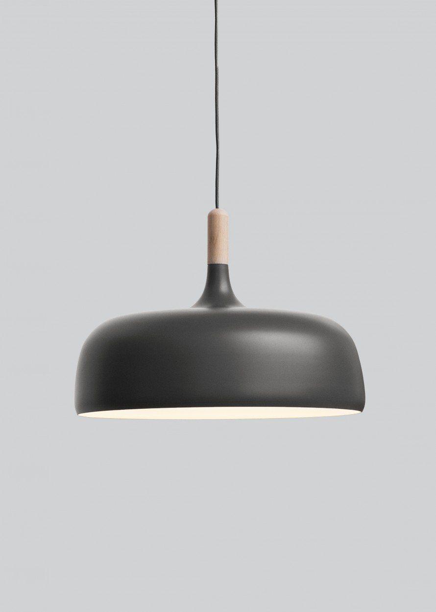 Acorn grey | Pendant light, Pendant light design, Lamp