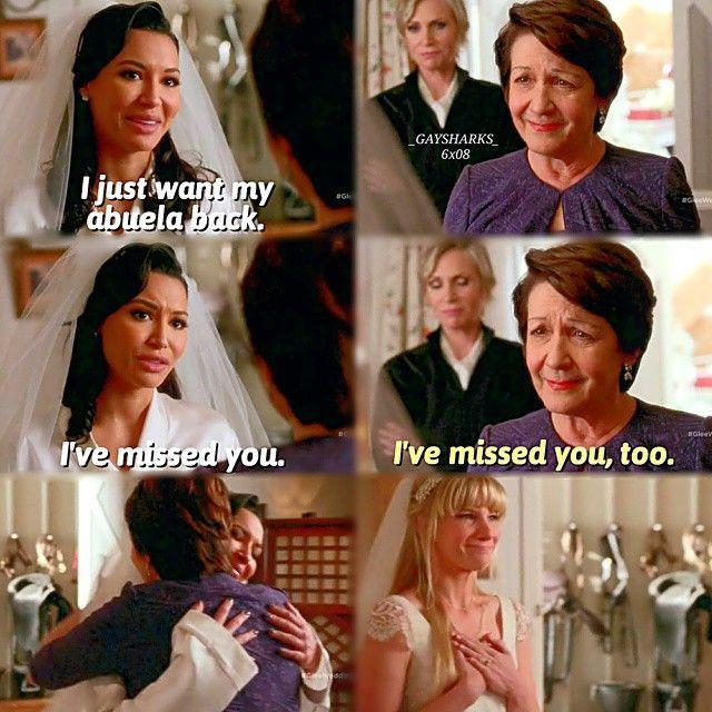 Season 6 Episode 8: Alma, Santana and Brittany