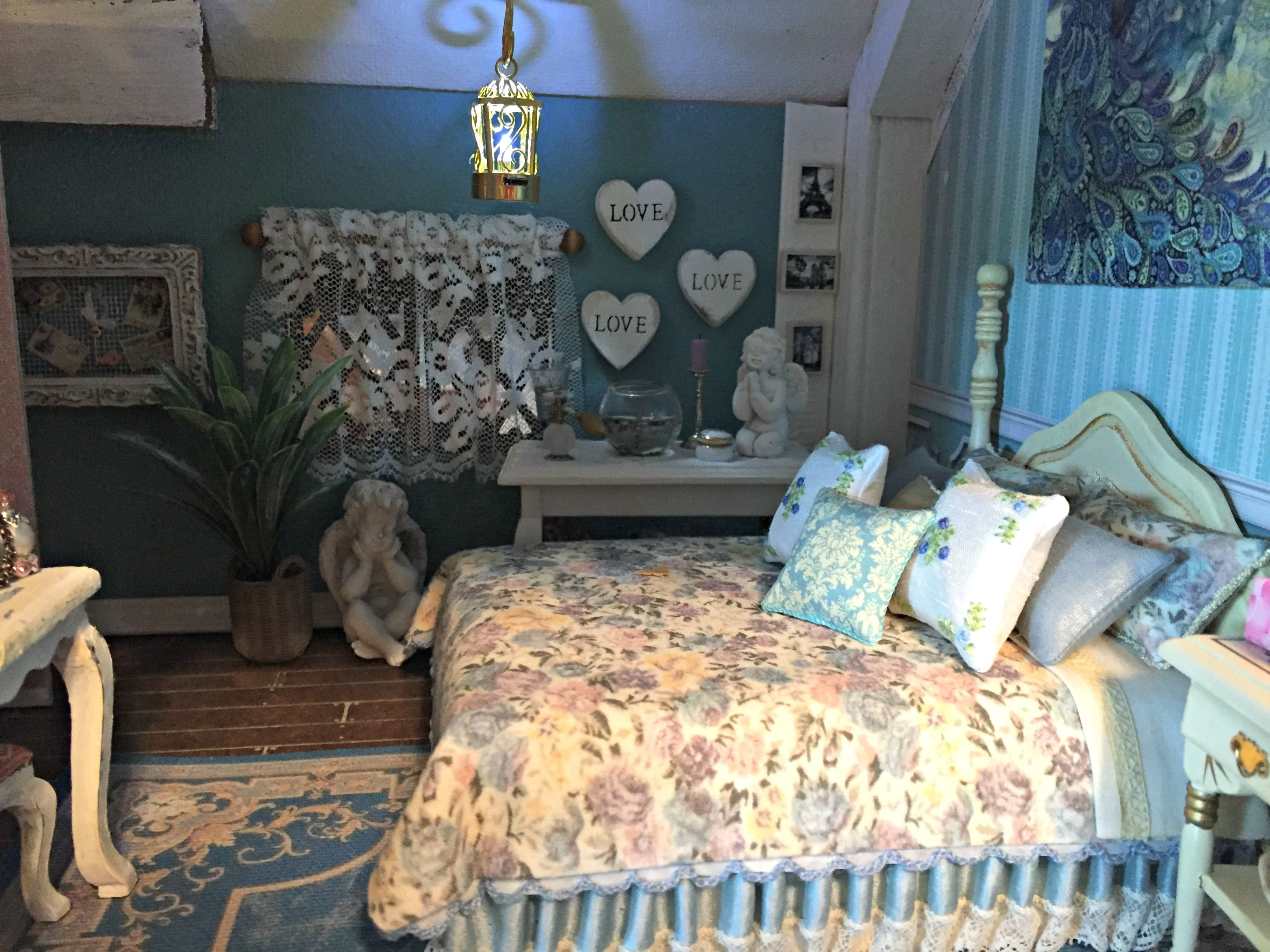 Keystone Master Bedroom Remodeled