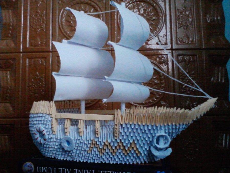 violett album my titanic 3d origami art 3d origami