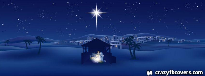 Christmas nativity facebook cover facebook timeline cover crazy fb christmas nativity facebook cover facebook timeline cover m4hsunfo