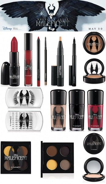 Mac Cosmetics Maleficent Inspired Collection Best Mac