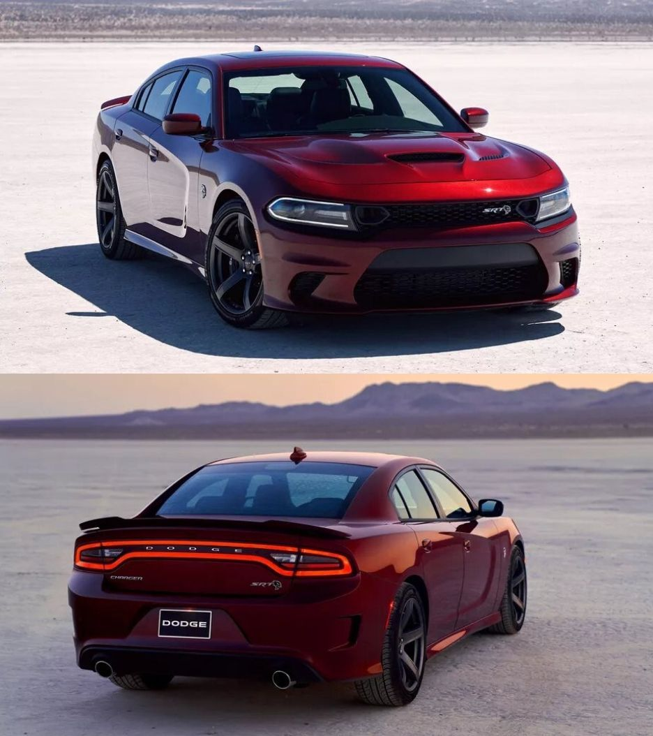 2019 Dodge Charger Hellcat With 6 2 Liter Supercharged V8 Engine That Produce 707 Horsepower And 650 Pound Feet Of Tor Dodge Charger Hellcat Dodge Charger Cars