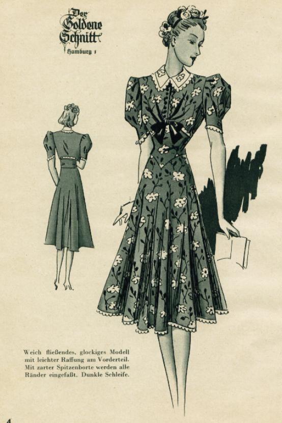 Sewing ♥ Vintage ♥ Knitting: Modegeschiedenis als inspiratiebron