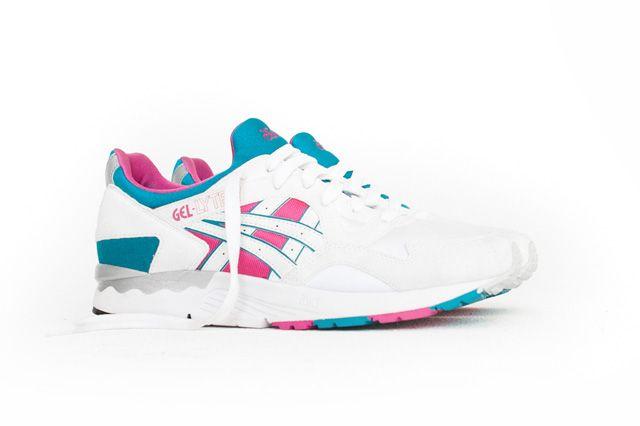 promo code ea76d ade77 Asics Gel Lyte V OG Pack Teal/Pink | Sneakers | Asics, Asics ...