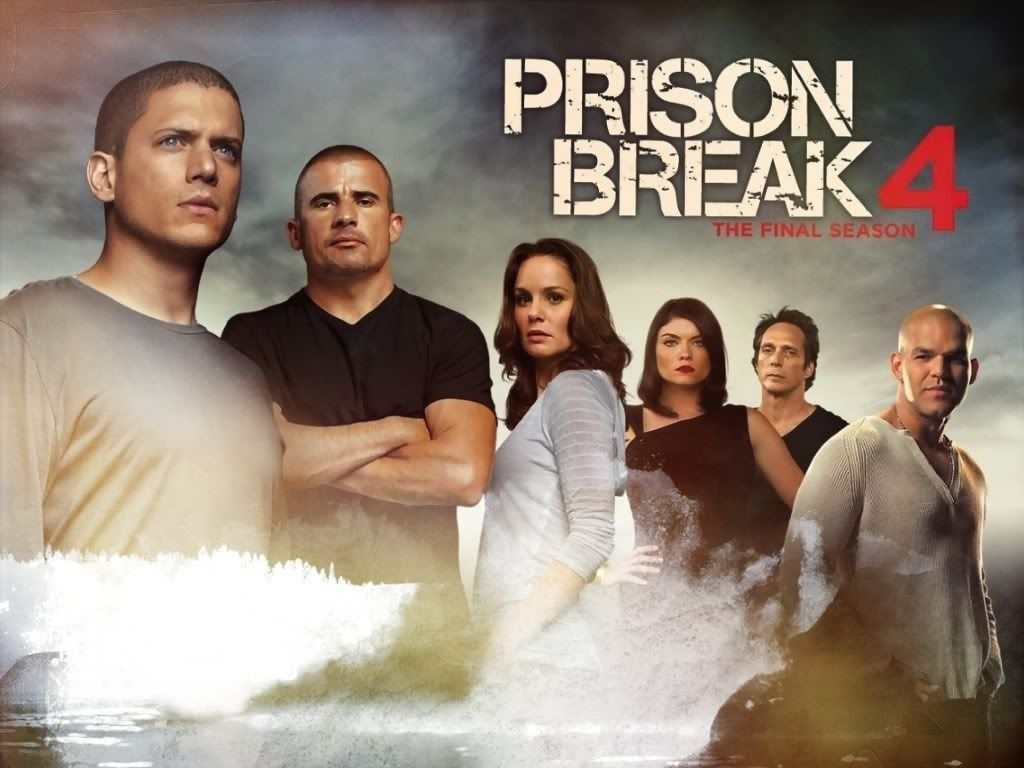 Prison Break Season 4 Wallpapers - Wallpaper Cave | Prison Break ...