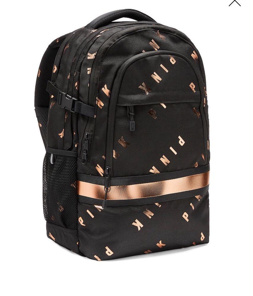 7409cd146f6 Victoria Secret Pink Cheetah Backpack- Fenix Toulouse Handball