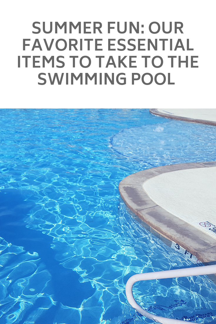 Summer Fun: Our Favorite Essential Items To Take To The
