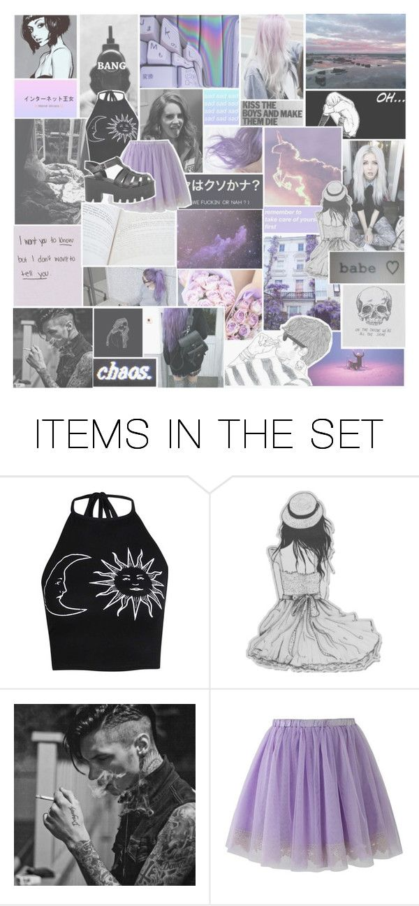 """""""Untitled #321"""" by animenerd ❤ liked on Polyvore featuring art"""
