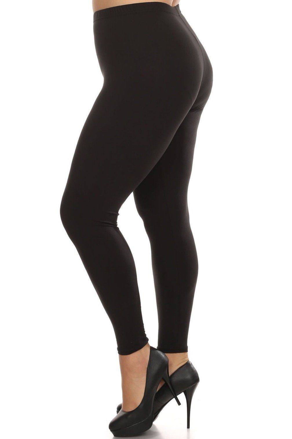 ***Super Soft*** Full Length Leggings- One Size & Curvy