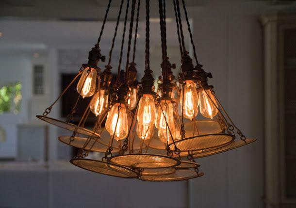 Kronleuchter Edison ~ Chandelier edison bulbs google search home