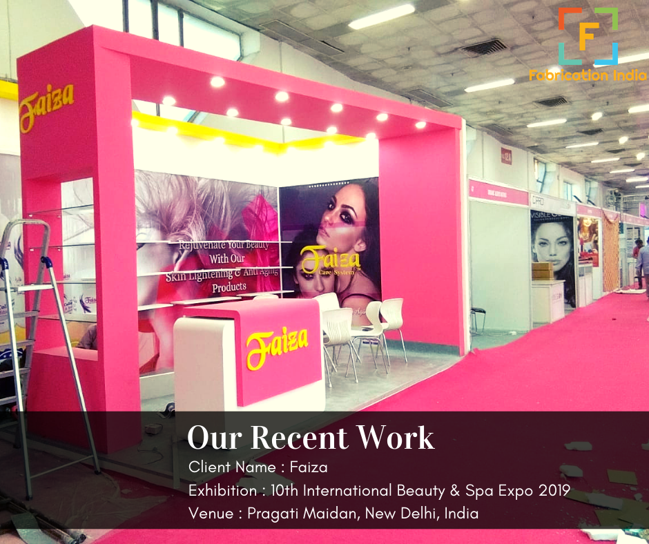 Pin by Fabrication India on Home | Exhibition stall design