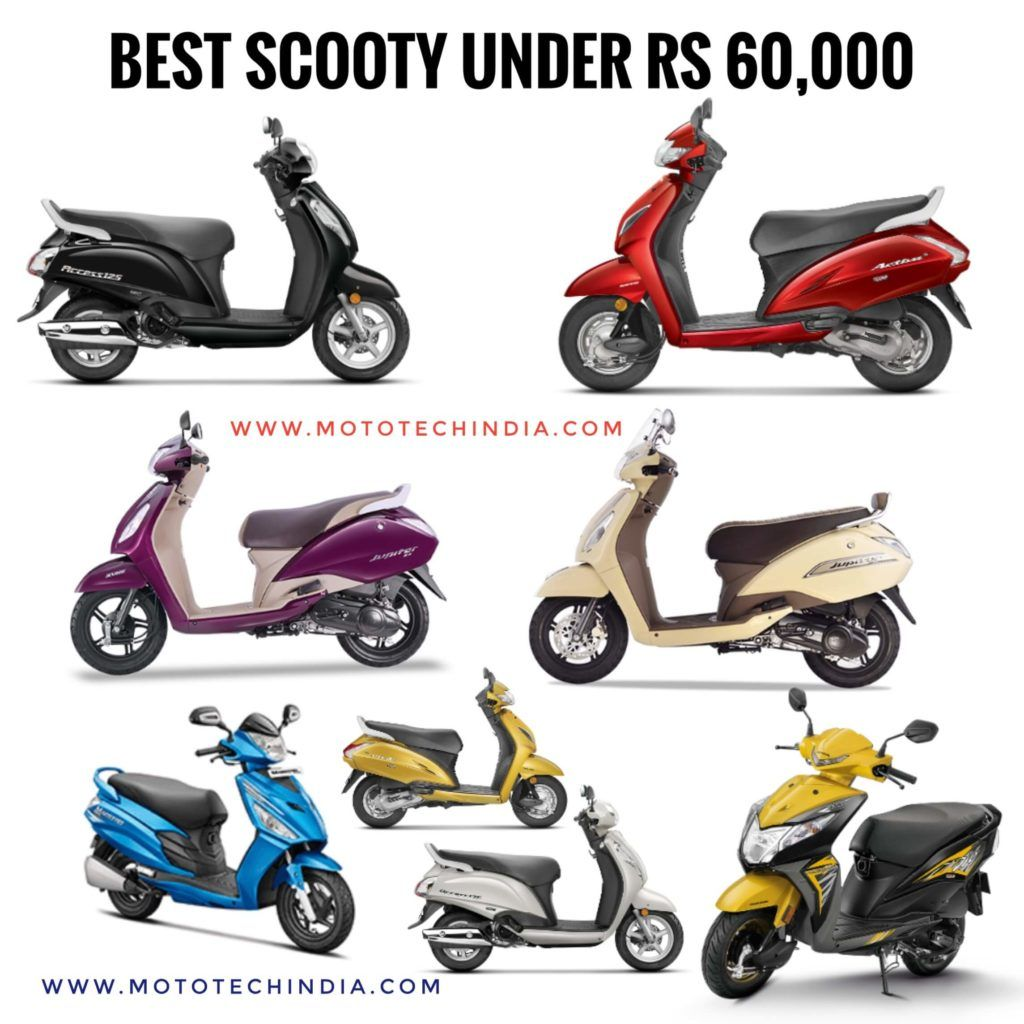 Best Scooty Under 60000 In 2020 New Top 10 Scooty Best Scooter