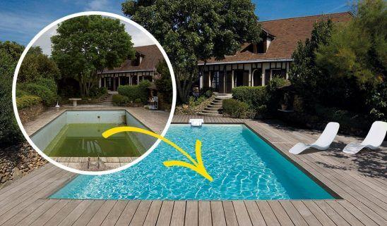 Pin von Liane Achhammer auf Gartenentwürfe Pool ideen