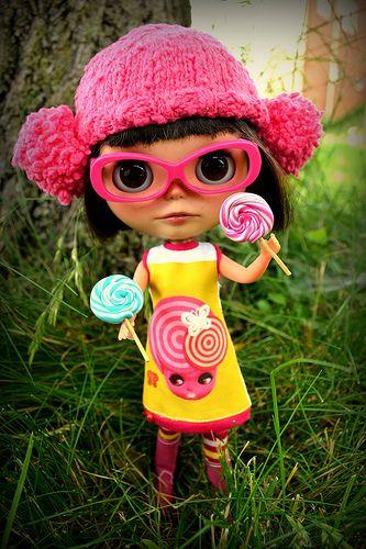 Lollipop blythe.