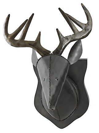 Good Explore Welding Ideas, Diy Welding, And More! Metal Welded Deer Head ...