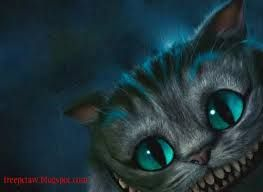 Resultado De Imagen Para Alice In Wonderland Tim Burton Cat Animales Bonitos Ilustraciones Gatos