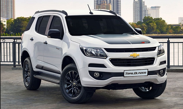 Chevy Trailblazer 2018 Chevy Trailblazer Is Big Suv From Chevrolet