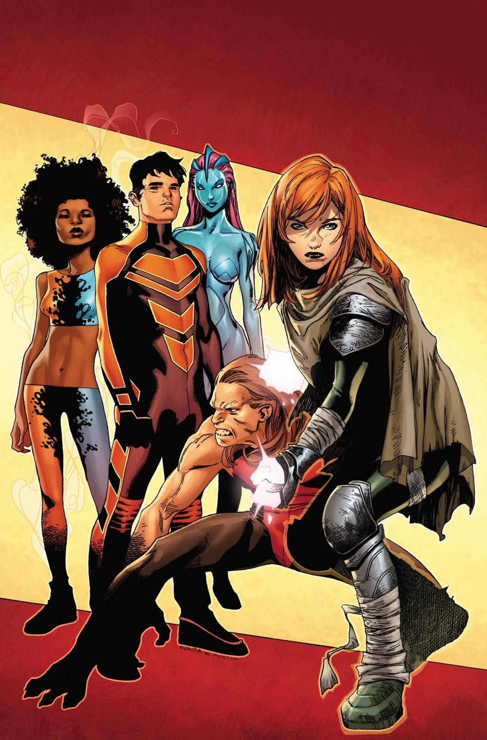 Hope Summers Earth 616 Images X Men Comics Hope Summers
