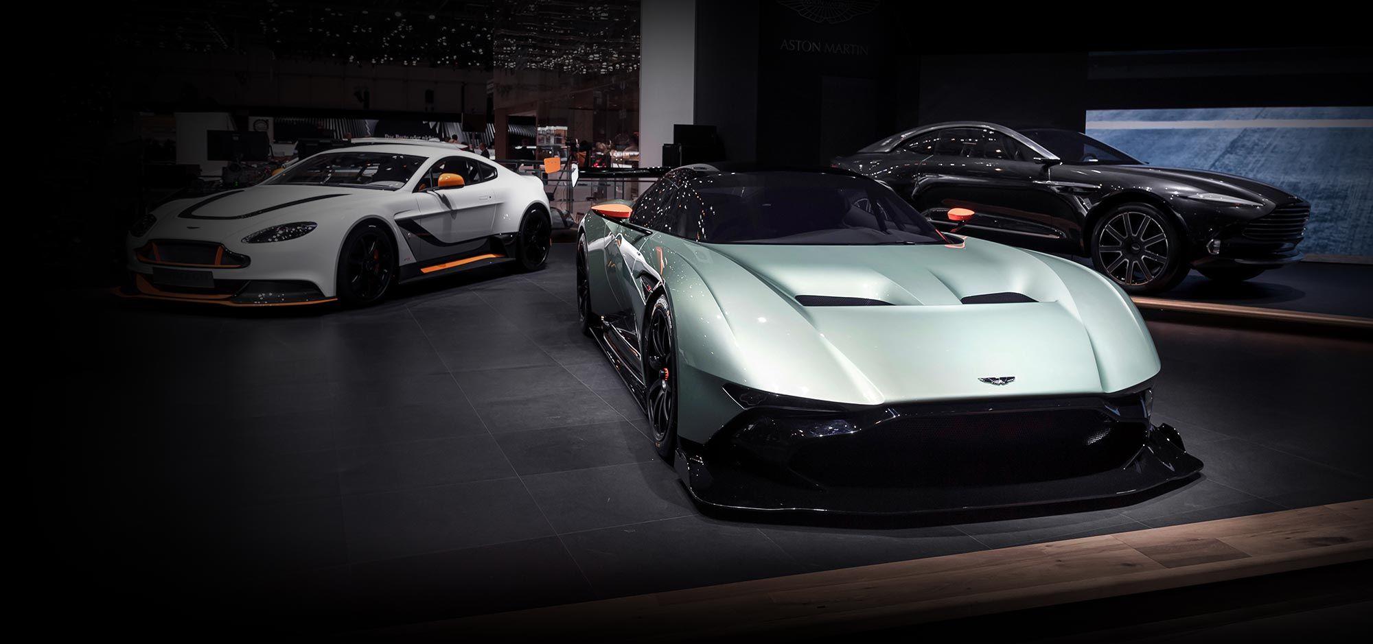 Aston Martin Luxury Sports Cars.... AstonMartin