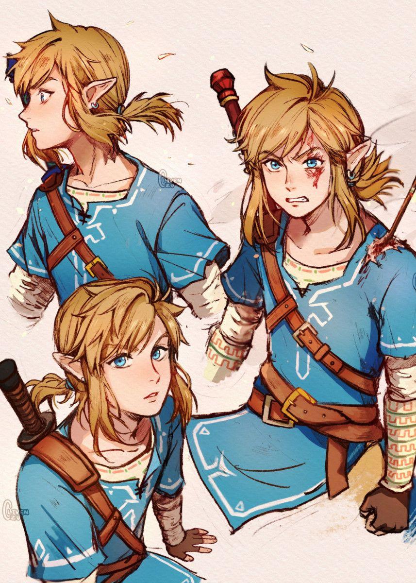 link legend of zelda