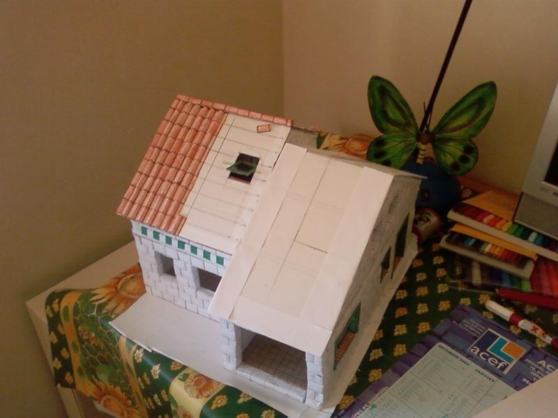 Exceptionnel Faire Maquette Maison   Lu0027impression 3D Conception Etonnante
