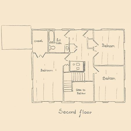 center chimney colonial floor plans | ... sq ft cape 2800 sq ft ...