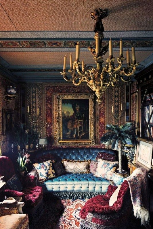 Photo of 44 Trending Victorian Bohemian Decor Inspirations for Your Home – HOOMDESIGN